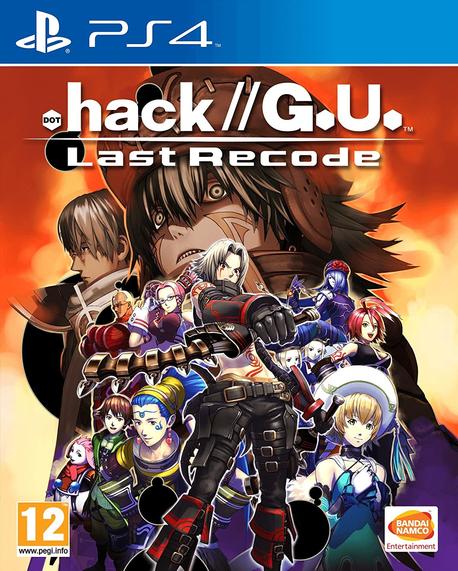 HACK//G.U. LAST RECODE (GRA UŻYWANA) (1)