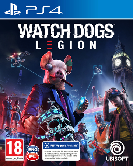 WATCH DOGS LEGION (GRA UŻYWANA) (1)