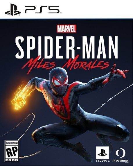 SPIDER-MAN MILES MORALES (GRA UŻYWANA) (1)