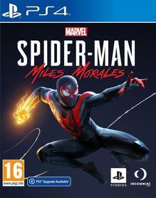 SPIDER-MAN MILES MORALES (GRA UŻYWANA)