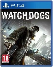 WATCH DOGS (GRA UŻYWANA)