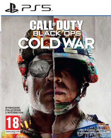 CALL OF DUTY BLACK OPS COLD WAR (GRA UŻYWANA) (1)