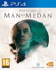 MAN OF MEDAN (GRA UŻYWANA)
