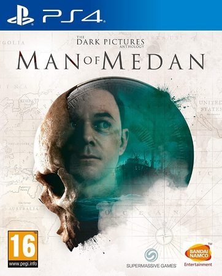 MAN OF MEDAN (GRA UŻYWANA) (1)