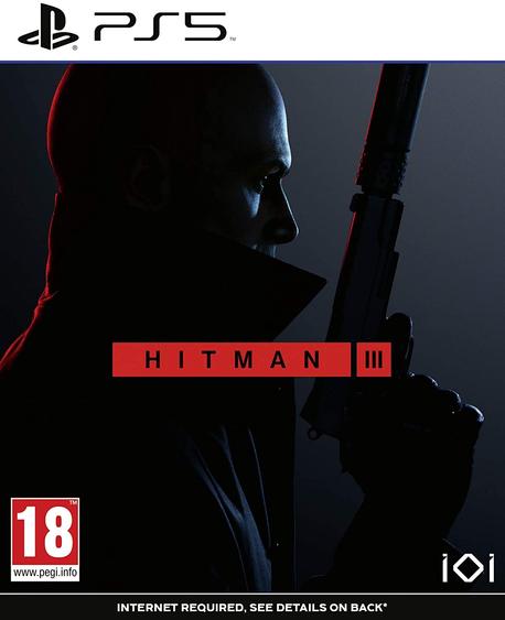 HITMAN 3 (GRA UŻYWANA) (1)