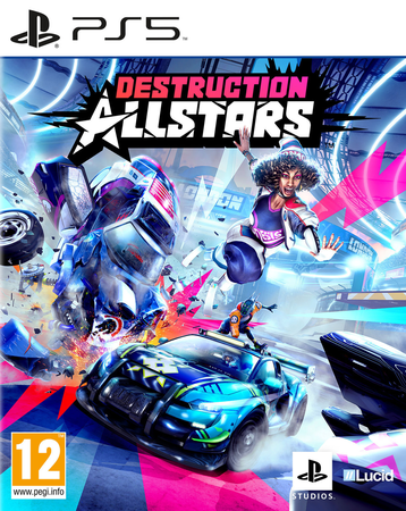 DESTRUCTION ALLSTARS (GRA UŻYWANA) (1)
