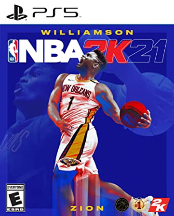 NBA 2K21 (GRA UŻYWANA) (1)